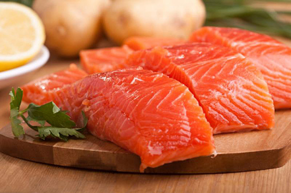 Alaska Coho Salmon Fillets Gift
