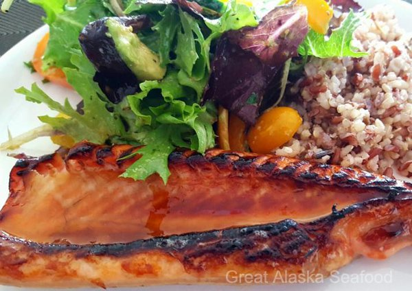 Whole Smoked Salmon Side Fillets