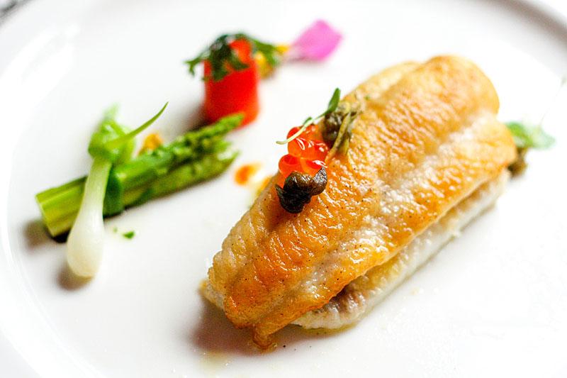 Sablefish strips