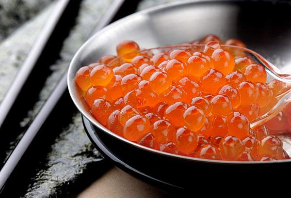 Ikura Wild Chum Caviar