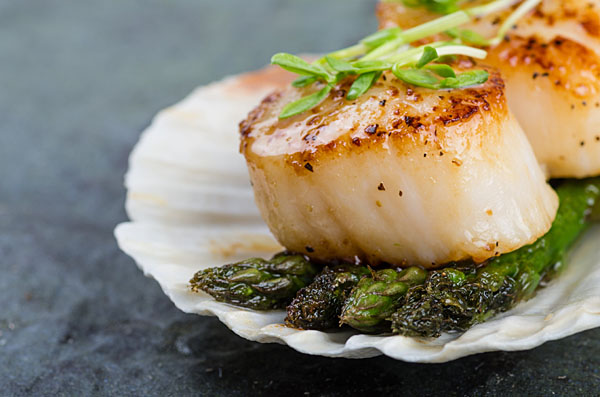 Super Colossal Scallops