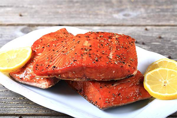 Alaska Salmon Gifts | Variety Smoked
