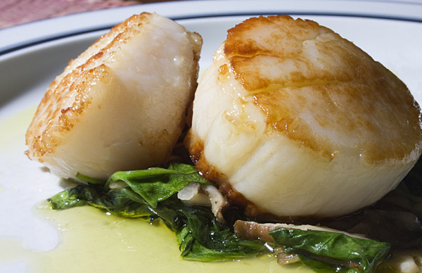 Weathervane Scallops
