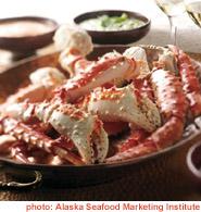 Alaska King Crab
