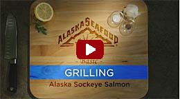 Grilling Sockeye Salmon